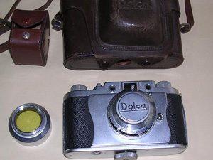 遺品 古いカメラ