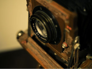 遺品のカメラが作動しない