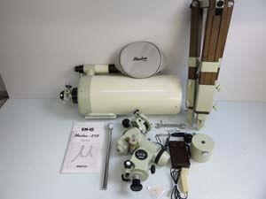 遺品 天体望遠鏡