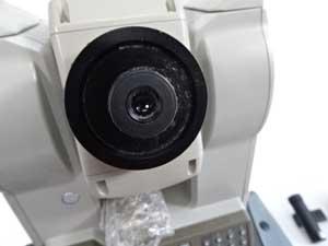 遺品 トータルステーション レンズ周り カビ 傷