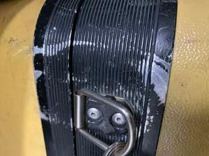 測量機 ケース 破損