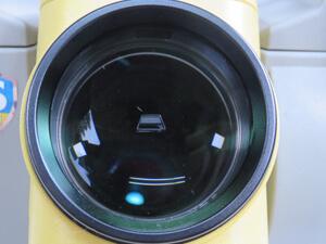 遺品 トータルステーション 対物レンズ