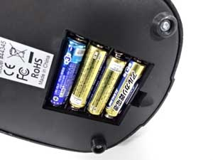電池 収まりが悪い