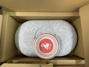 AIBO アイボの梱包